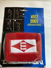 Easton New Wristbands - 2 Red