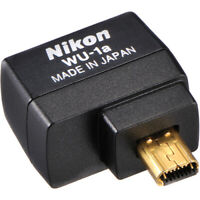 Nikon WU-1a Wireless Mobile Adapter - Refurbished by Nikon U.S.A. #27081B