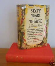 SIXTY YEARS OF THEATRE by Ernest Short, 1951 in DJ