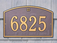 Whitehall Cape Charles Address Personalized Plaque Sign Marker 2 Mount Choices