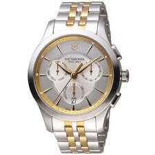 Reloj Pulsera Victorinox Swiss Army Hombre dos tonos y cronógrafo Alianza 241747
