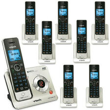 Vtech DECT 8 Cordless Handset Answering System Talking ID HD LS6425-3 +5  LS6405