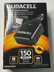 Duracell Portable Power Inverter - 150 Watts