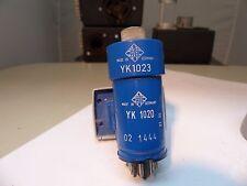 1x YK1023 Reflex Klystron SHF/EHF Telefunken  Tube Röhre Valvola testet NOS