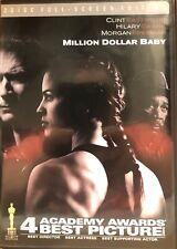 Million Dollar Baby DVD AWESOME! Clint Eastwood Hilary Swank Morgan Freeman