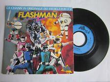 Disk 45 rpm flashman... original song of tv soap opera