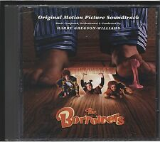 The Borrowers Soundtrack CD
