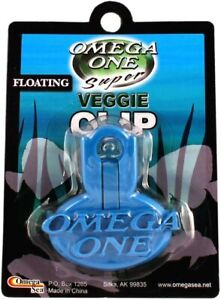 Omega One Seaweed Clip with FREE 12-Type Ultra Pellet Blend, $9.99 value