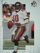 NFL 81 Shaun King Tampa Bay Buccaneers Topps 2000 SP Authentic
