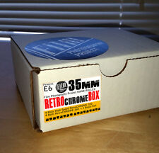 35mm Film Gift Box - Ektachrome - FPP RetroChrome 9-Pack Color Slide Film Box