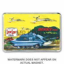DINKY TOYS - CAPTAIN SCARLET SPV  BOX ART - JUMBO FRIDGE MAGNET