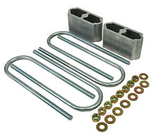 "1955-57 Chevy Belair, Nomad, 210, 150 Rear 3"" Lowering Block Kit Western Chassis"