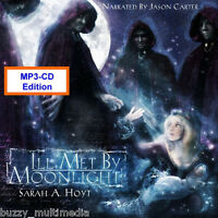 Ill Met By Moonlight Audiobook by Sarah A. Hoyt,   A Shakespearian Fantasy