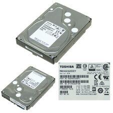 TOSHIBA MG04ACA200EY 2TB SATA 7200RPM 64MB 3.5