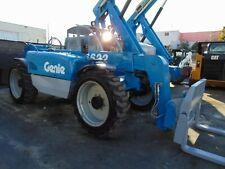 "Genie Gth-6622 ""Mini Telehandler"" Deutz Diesel 4X4X4 - New $5,000 Tires - 5519"