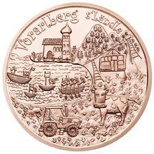 10 EURO AUTRICHE 2013 UNC - PROVINCE DE VORARLBERG