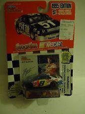 NASCAR  Racing Champions 1995 Jeff Burton Stock Car with Collector's Card