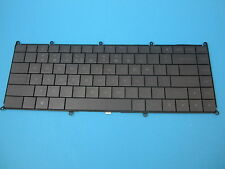 Keyboard US Dell Adamo 13 Onyx 13-A101 A101 Pearl English 0T125J Backlit