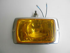 """2x 9/"""" Opel Toyota Mini Spot Lampes Lumières cibie super oscar Couvre RS Rally"""