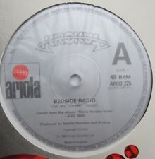 "KROKUS - Bedside Radio - Excellent Condition 12"" Single Ariola AROD 225"