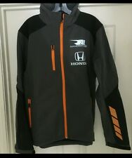 Rahal Letterman Lanigan Honda Racing Men's Formula Soft Shell Jacket NWT Size S