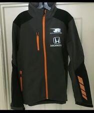Rahal Letterman Lanigan Honda Racing Men's Formula Soft Shell Jacket NWT Size M