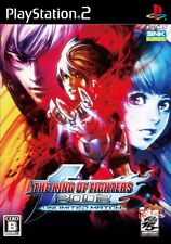 Used PS2 The King of Fighters 2002 Unlimited Match Japan Import