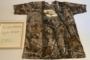 Chase Authentics Dale Earnhardt 3XL Camo Real Tree T-shirt