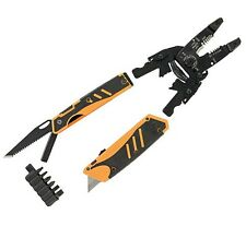 Gerber 31-001440 Electrician's Groundbreaker Multi Tool Wire Stripper w/ Sheath