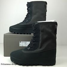 YEEZY 950 ADIDAS DUCK BOOT SEASON 1 YEEZY BOOST 350 PIRATE BLACK BOOTS UK 9