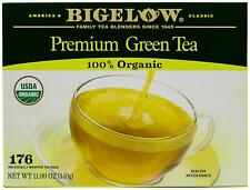 Bigelow Premium Organic Green Tea, Healthy Antioxidants - 176 Count