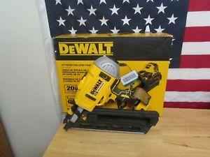 Dewalt 20 Volt Max Brushless Framing Nailer Cordless Bare Tool Only DCN692 20V