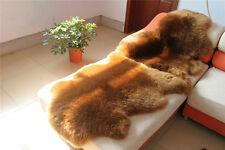 Best Price Genuine sheepskin rug 65 cm *100 cm Super size eco pelt STUNNING Fur