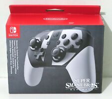 *Brand New* Super Smash Bros Ultimate Pro Controller Limited Ed Nintendo Switch