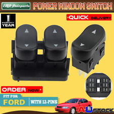 2x Double+Single for Ford Falcon Falcon AU Series 1&2 1998-2002 Window Switches