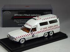 (KI-06-21) Trax Holden HJ 6 Wheel Ambulance Australia 1974 in 1:43 in OVP