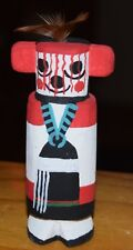 HOPI GRANDMOTHER CARVING GRACE POOLEY ROUTE 66 KACHINA CARVING HOPI FREE SHIP