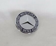 MERCEDES HOOD STAR EMBLEM R ML GLK G GL E CL CLASS NEW GENUINE OEM BADGE SYMBOL