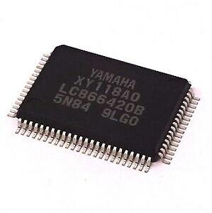 Microchip LC866420B Yamaha 8 bits