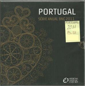 Portugal - Coffret Brillant Universel 2011