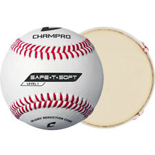 "Champro Dutzend (12) Safe-T-Soft Offiziell 9 "",Level-1 Safety Baseballs - T Ball"