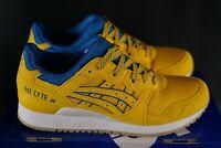 Asics Gel Lyte III 'RIO PACK' Tai Chi Yellow Retro Sneakers Size UK 6 EU 40 OG