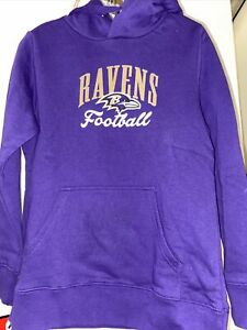 Baltimore Ravens Fanatics Youth Sweatshirt NWT Size Medium