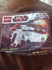 Lego Star Wars Brickmaster Republic Gunship 20010 Polybag BNIP