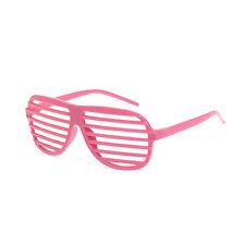 Unisex Shutter Shades / Glasses - Pink