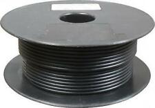 Black Multi Strand Cable 80/0.40 10mm² Flexible Full 30m Roll 70A Amps 10mm