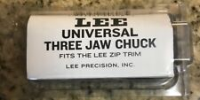 Lee Universal 3 Jaw Chuck #90608 and Spinner Stud #90607