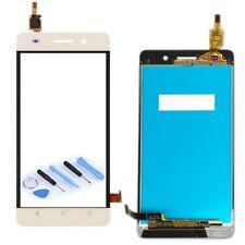 Recambio pantalla LCD completamente unidad para huawei honor 4c/g play mini oro nuevo