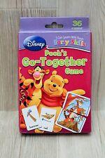 Disney Pooh's Go-Together Game jeu pour apprendre l'anglais english flash cards