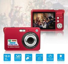 Hd Mini Digital Cameras,Point and Shoot Digital Cameras for Kids Teenagers-Trave
